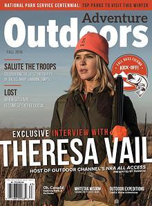 Adventure Outdoors Magazine