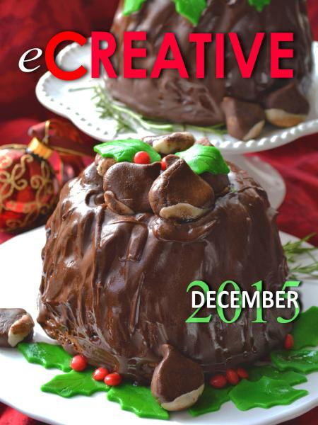 eCREATIVE MAGAZINE DECEMBER 2015