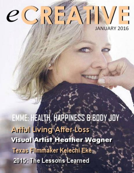eCREATIVE MAGAZINE JANUARY 2016