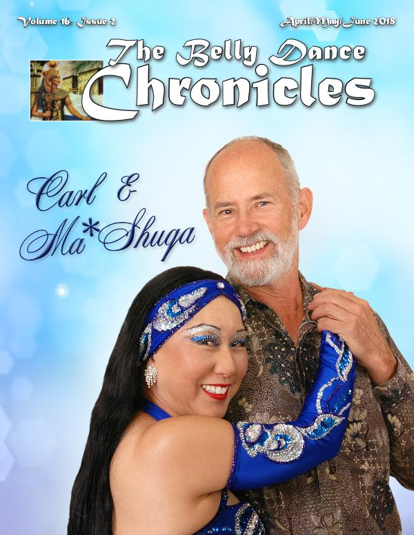 The Belly Dance Chronicles Apr/May/Jun 2018 Volume 16, Issue 2