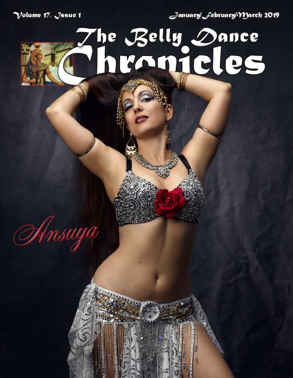 The Belly Dance Chronicles Jan/Feb/Mar 2019 Volume 17, Issue 1