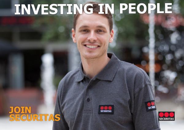 Work with Securitas UK.