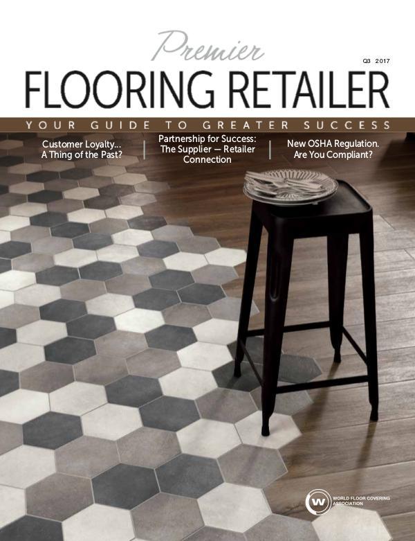 Premier Flooring Retailer FF PFR Q317