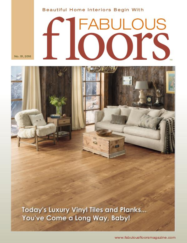 Fabulous Floors Magazine Fabulous Floors Fall 2016