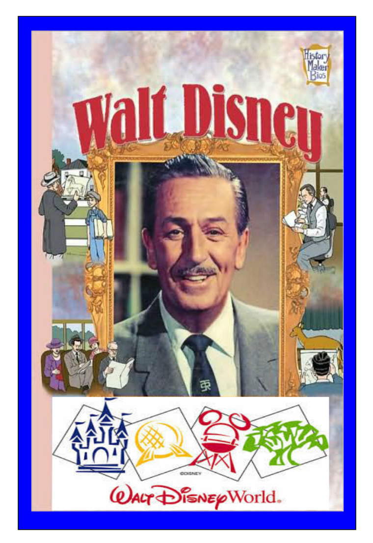 Walt Disney Oct. 2015