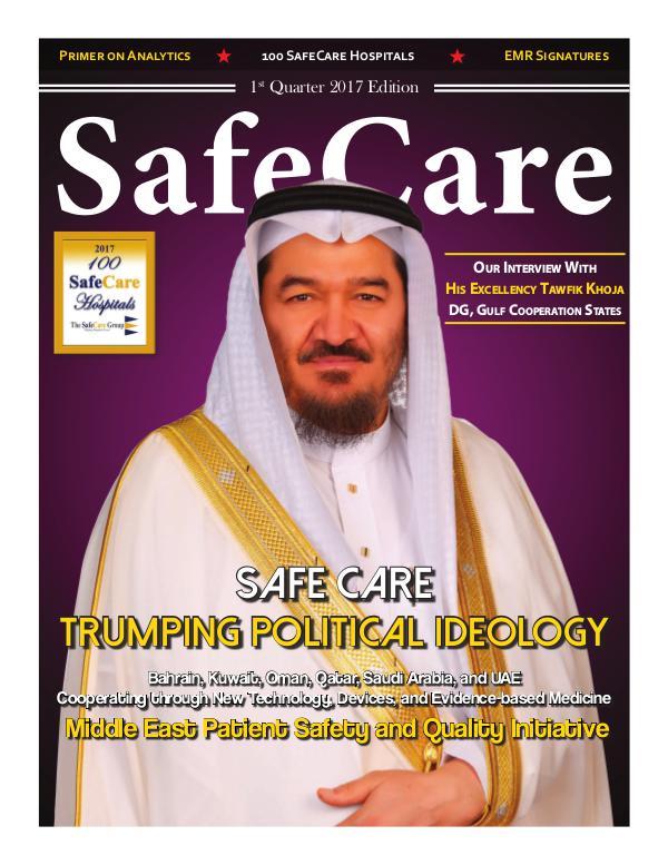 SafeCare 1st Quarter 2017