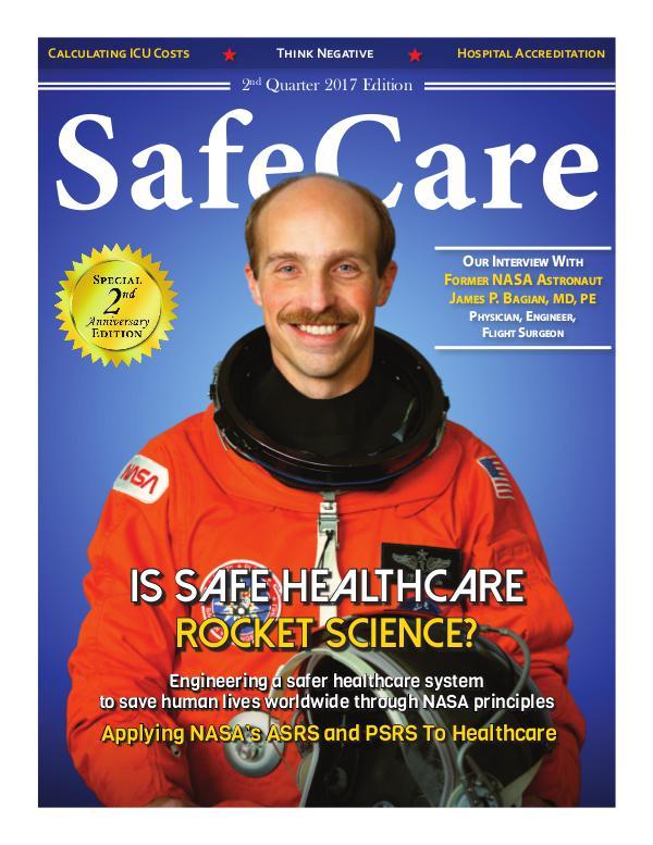 SafeCare 2nd Quarter 2017