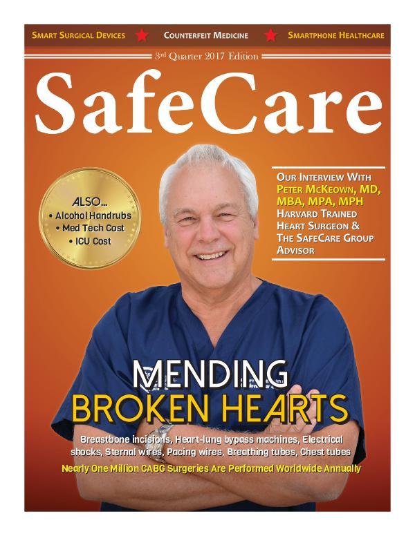SafeCare 3rd Quarter 2017