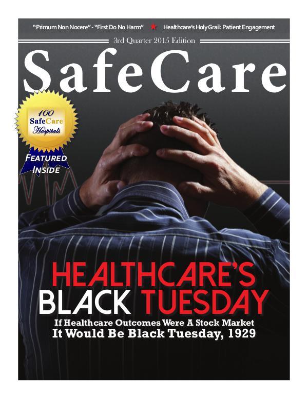 SafeCare 3rd Quarter 2015