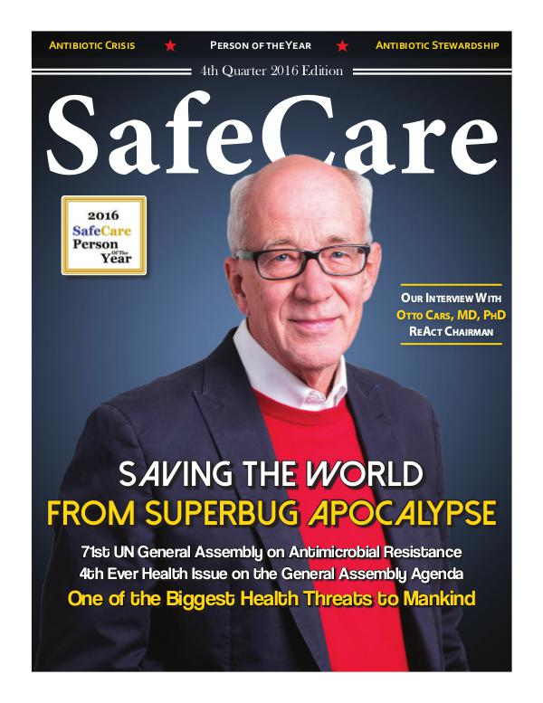 SafeCare 4th Quarter 2016