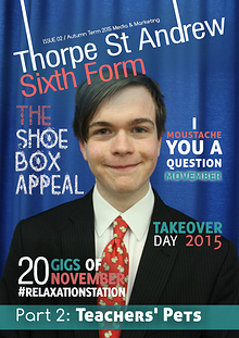 ARCHIVE: TSAS Sixth Form 2015-16