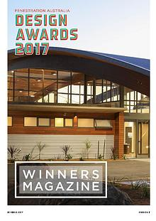 Fenestration Australia Design Awards Winners Magazine