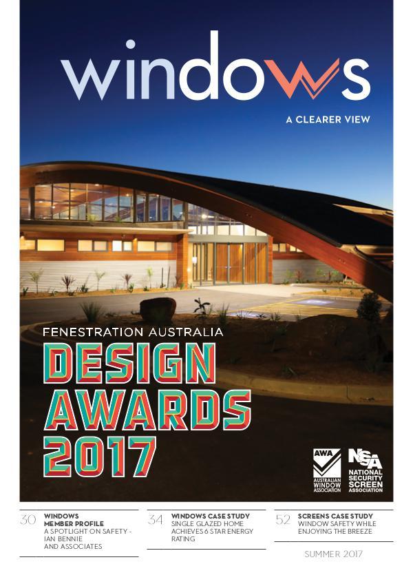 WINDOWS Magazine Summer 2017
