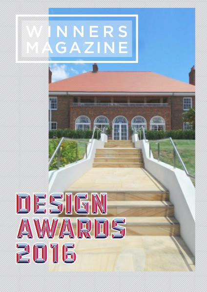 Fenestration Australia Design Awards Winners Magazine 2016