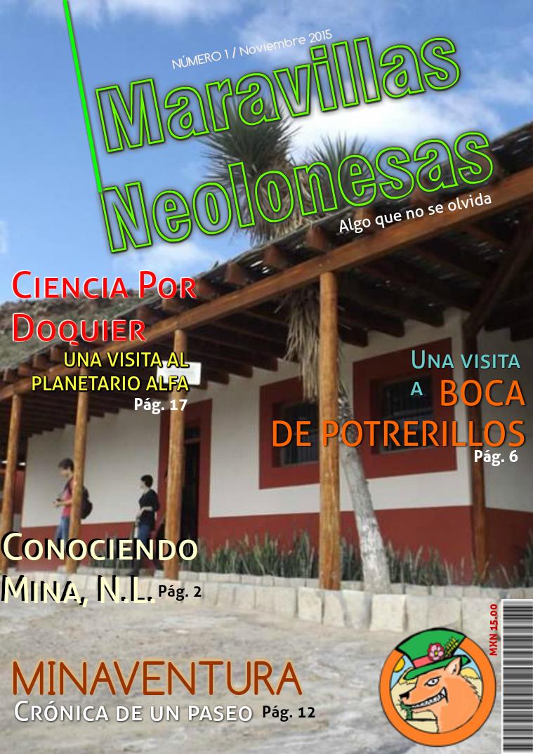 Maravillas Neolonesas Noviembre 2015