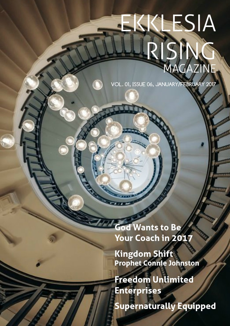 Ekklesia Rising Magazine Volume 1, Issue 6