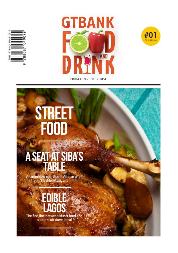 GTBank Food and Drink 2018 Issue 1