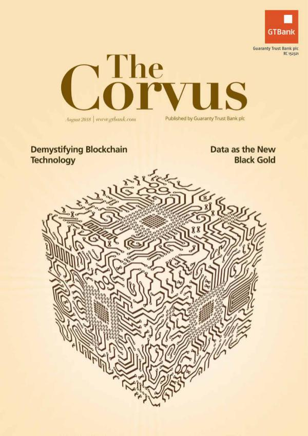 The Corvus Magazine - 4th Edition 4th Edition