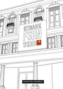 GTBank Fashion Weekend Infokit