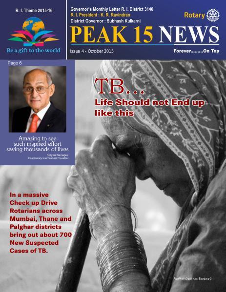 Peak15 News Vol 4