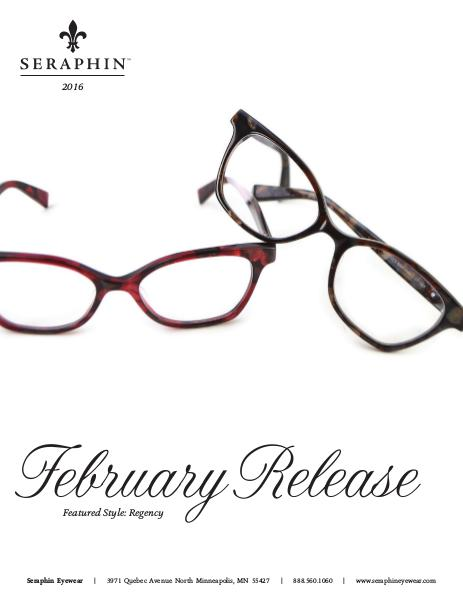 Seraphin New Releases February 2016
