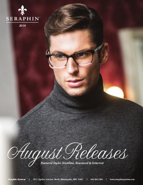 Seraphin New Releases August 2016