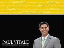 Paul Vitale Brochure