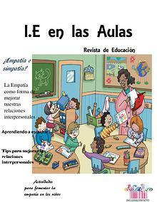I.E en las aulas