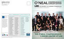 O'Neal Comprehensive Cancer Center Magazine