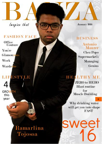 BANZA January 2016 Issue