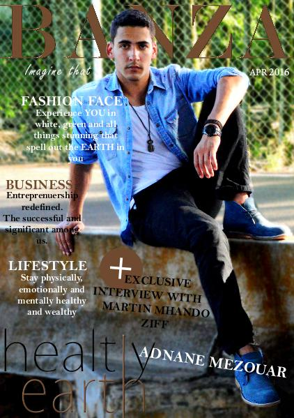 BANZA April 2016 Issue