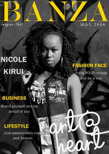 BANZA May 2016 Issue