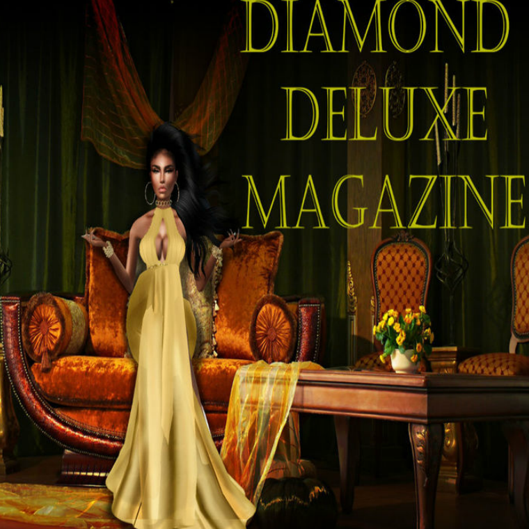 Diamond Deluxe Magazine 5