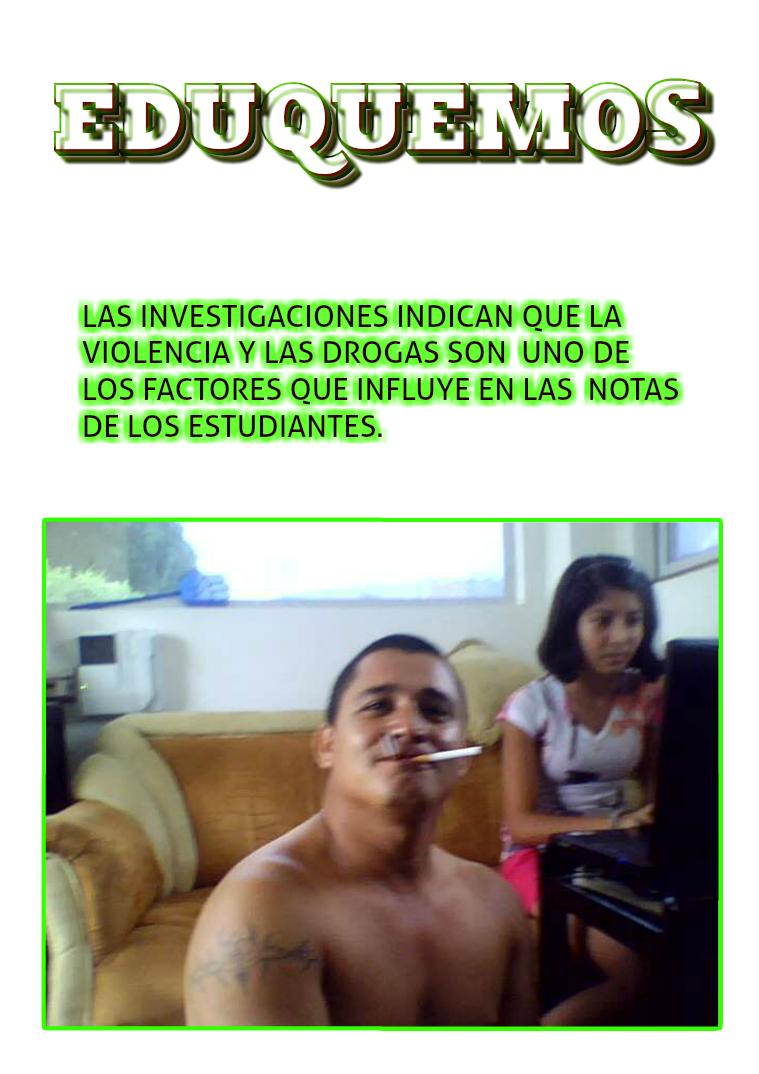 INSTITUCIÓN  EDUQUEMOS Y SUS PROBLEMATICAS octubre 2015