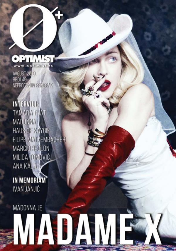 Optimist magazin 49 (avgust 2019)
