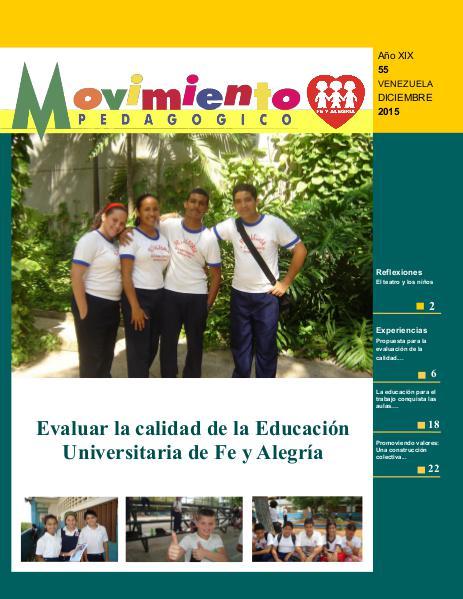 Movimiento Pedagógico N°55