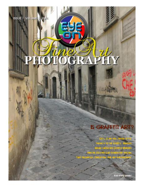 Eye on Fine Art Photography - August 2014