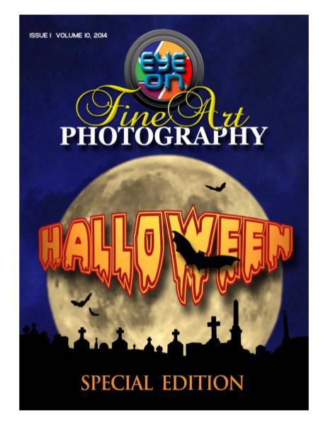 C&T Publications Eye On Fine Art Photography - October 2014