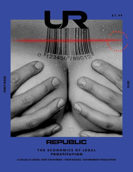 UrRepublic 1st Issue