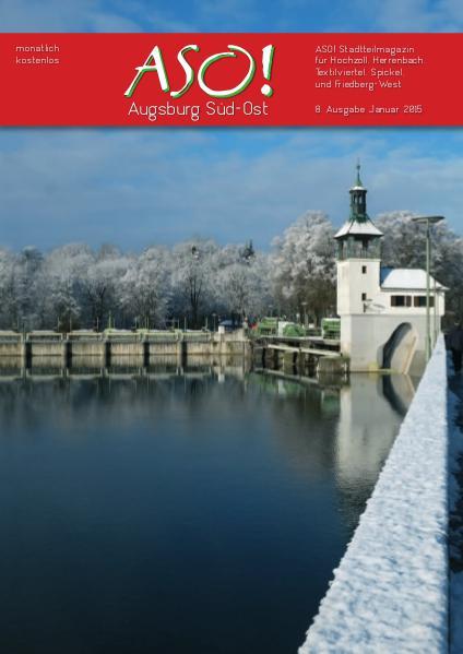 ASO! Augsburg Süd-Ost Januar 2015