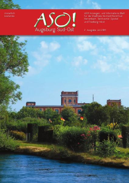 ASO! Augsburg Süd-Ost Juli 2014