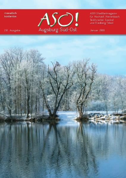 ASO! Augsburg Süd-Ost Januar 2016
