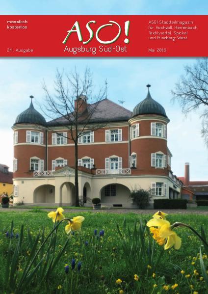 ASO! Augsburg Süd-Ost Mai 2016