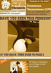 Club Penguin Metro Chronicle