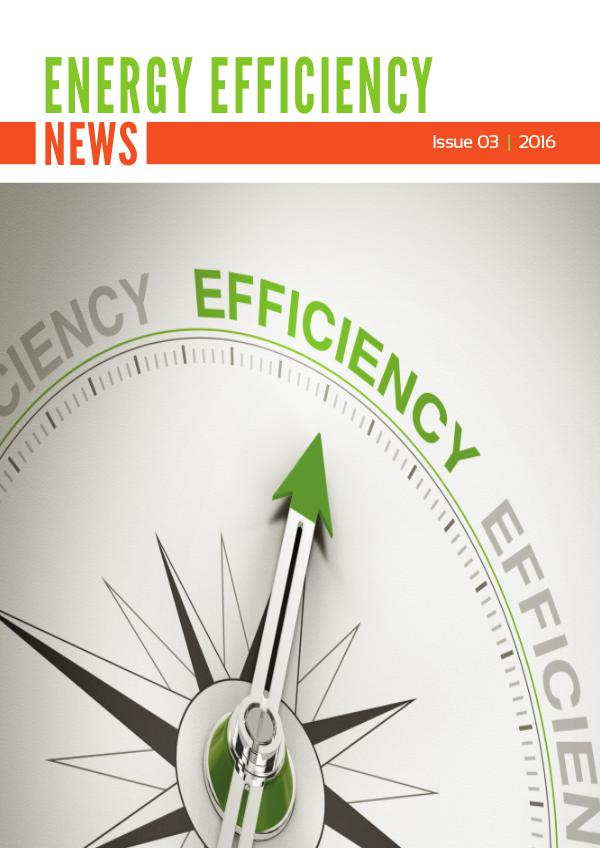 Energy Efficiency News Issue 3, 2016
