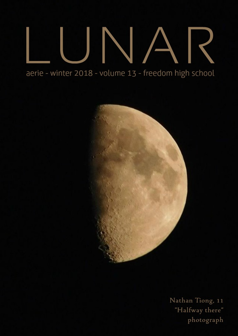 LUNAR - Winter 2018 - Volume 13