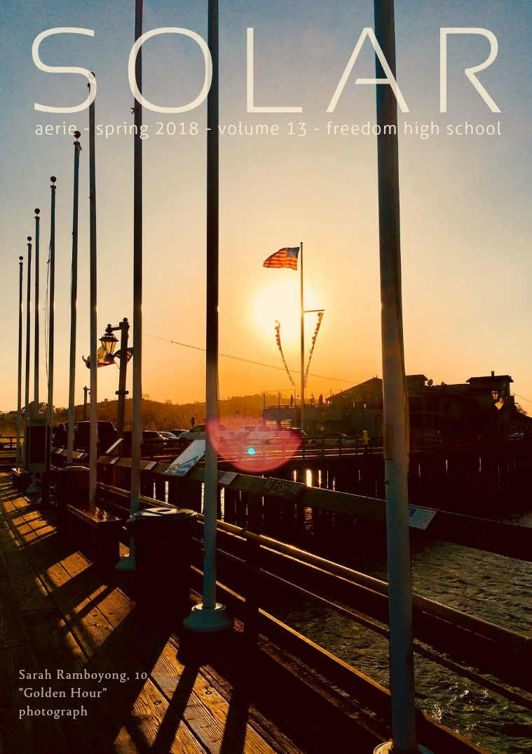 SOLAR - Spring 2018 - Volume 13
