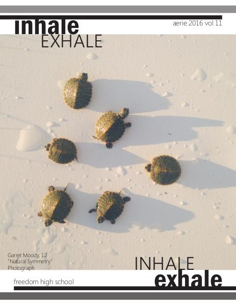 Inhale / Exhale - 2016 - Volume 11