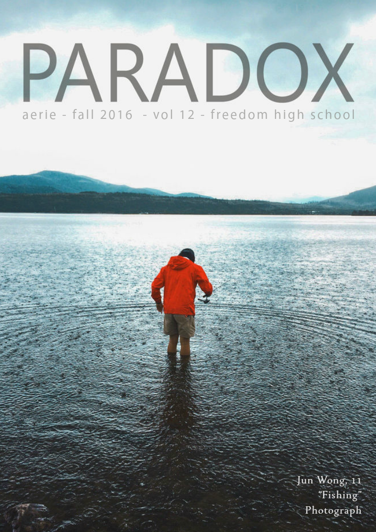 PARADOX - 2016 Fall - Volume 12