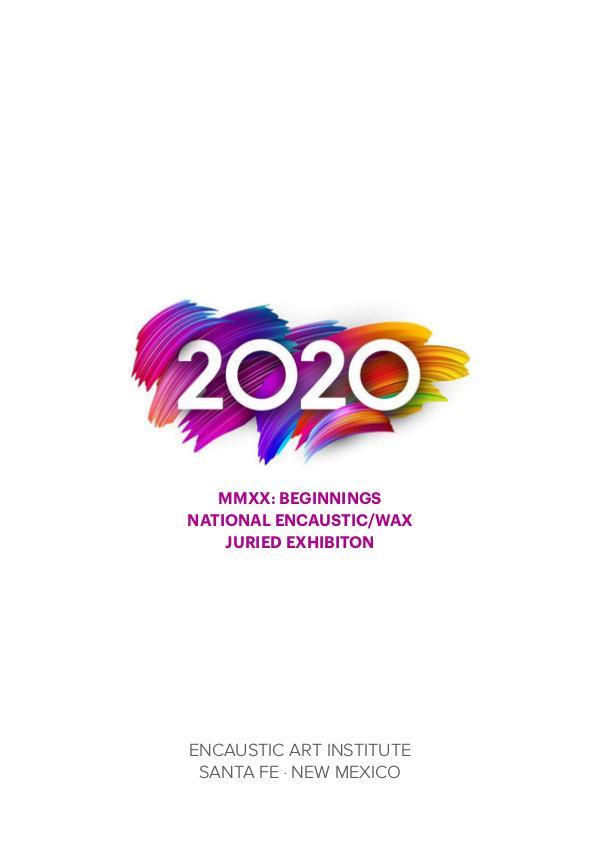 MoEA/EAI Exhibition Catalogs 2020 (MMXX) Exhibition Catalog